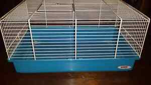 Small living world hamster cage
