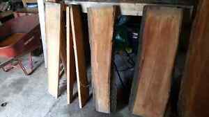 pin. érable,  cedre, méleze, bois construction et ebenisterie. Québec City Québec image 4