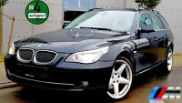 BMW 520d Edition Exclusive Memory LEDER NAVI XENON