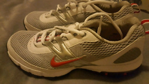 Chaussures souliers golf Nike air