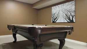 Stan The Man - Professional Pool Tables Installer. Edmonton Edmonton Area image 1