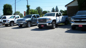 BUYING ALL USED TRUCKS!!!!!