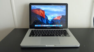 """Late 2011 13"""" Macbook Pro -Upgraded with 8GB Memory"""