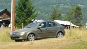 2006 Chevy optra