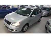 2007 VOLKSWAGEN POLO S Silver Manual Petrol