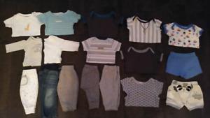 Lot de vêtement 3-6 mois
