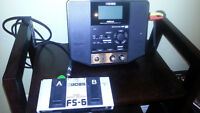 Boss EBand Guitar effects and pedals.