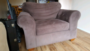 Love seat, single seater, and three seater