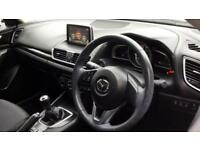 2016 Mazda 3 1.5 SE 5dr Manual Petrol Hatchback