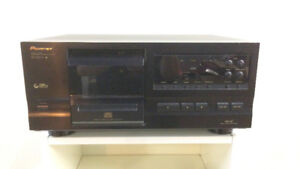 25-Disc CD Changer (Pioneer PD-F407)