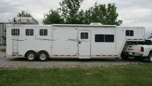 Living Quarters Horse Trailer Buy Or Sell Used Or New