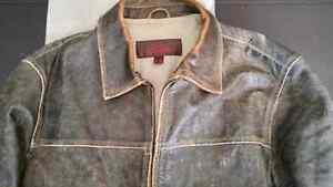 Danier leather XL jacket $75 Peterborough Peterborough Area image 1