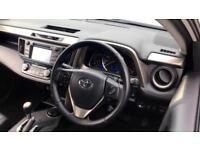 2015 Toyota Rav4 2.0 V-matic Invincible 5dr M-D Automatic Petrol Estate