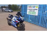 2003 SUZUKI GSX R1000K1 Immaculate Low Miles 12mth Warranty AA Cover