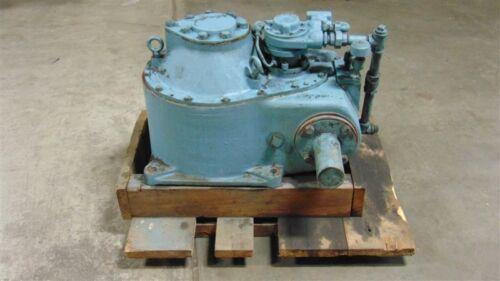 USED Foote-Jones / Dresser 575-100 WHA Enclosed Gear Drive 112.14:1 Ratio 6.0 HP