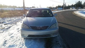 2005 toyota camry low kms mvi 2019
