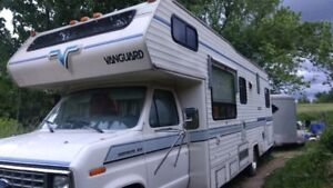 Nice 28 Foot RV Rental for Vacation or Fishing Get Away