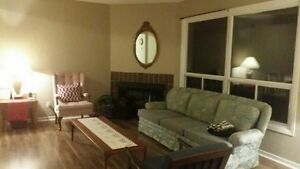 Sublet - Beautiful town house