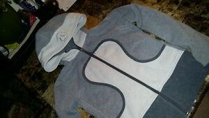 PRICES REDUCEDGirls Columbia jacket & LULU Lemon sweater