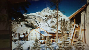 Banff -Ski Xmas Week! Dec.23-30 sleep 6