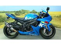 Suzuki GSXR600 MOTO GP REP 2015** 1 OWNER, LOW MILEAGE, LIMITED EDITION**