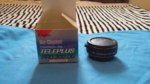 Kenko 1.4x Teleplus Pro 300 DG Teleconverter