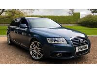 2011 Audi A6 2.0 TDI 170 S Line Special Ed Manual Diesel Estate