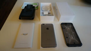 Like New! - iPhone 6 64GB Space Gray (Rogers) For Sale w/ BONUS!