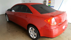 For sale 2007 pontiac g6 3.5L V6 in excellent condition.