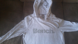 Bench hoodie.