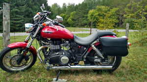 Triumph motorcycle for sale
