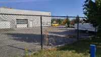 *****STORAGE FENCED PAVED AND ZONED*****