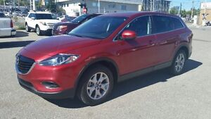 2014 Mazda CX-9 AWD/LEATHER/ROOF/Ext Warranty/7 passenger