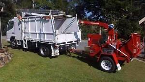 Mitsubishi Canter Truck & Morbark Chipper - Rent 2 Own Today ! Yatala Gold Coast North Preview