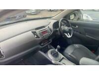 2014 Kia Sportage 1.6 GDi 2 (s/s) 5dr ISG SUV Petrol Manual