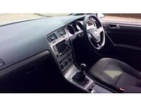 2012 Volkswagen Golf 1.6 TDI 105 SE 5dr Manual Diesel Hatchback