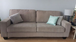 Dax Sofa (from The Brick) for sale