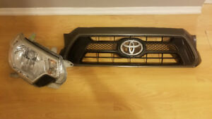 Toyota Tacoma Grill 2012 2013 2014 2015 oem