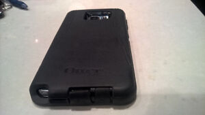 Note 5 with Otterbox Defender Case
