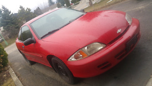 2000 Chevy cavalier  * Westbank )