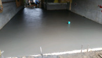 Deco concrete garages repair