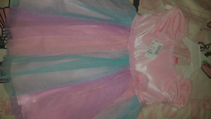 New  with tags Robe dress for baby girl
