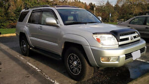 2005 Toyota 4Runner Limited SUV, Crossover