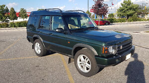 CLEAN 2003 Land Rover Discovery II