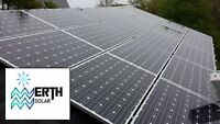 Save money for retirement with Werth Solar!