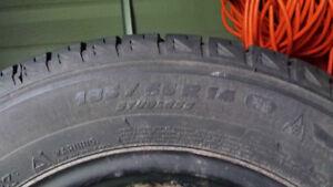 Michellin Winter tires and rims