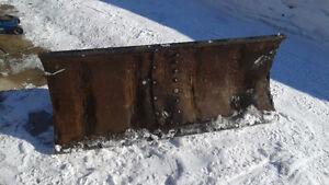 Large snow blade