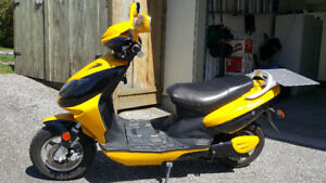 Electric Motorino Scooter XPh