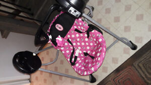 Minnie Mouse Baby swing... bath and playing mat