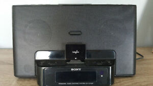 SONY BLUETOOTH ANDROID & IOS SPEAKER and RADIO